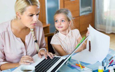 Managing home-schooling during lockdown